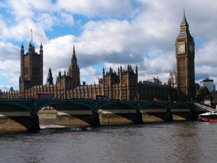 Westminster Big Ben Londres